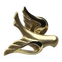 Gold Tone Lapel Pin