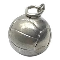Sterling Silver Ball Charm