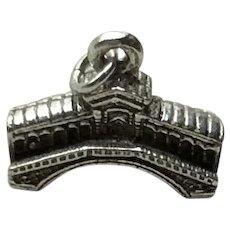 Sterling Silver Oriental Theme Charm