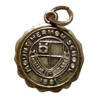 Sterling Mount Hermon School Charm