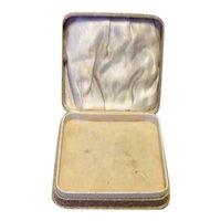 German Jewelry Display Presentation Box