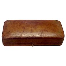 Brown Jewelry Display Presentation Box