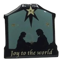 Joy To The World Lapel Pin