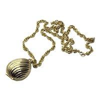 Avon Perfume Glaze Egg Pendant Necklace Bracelet