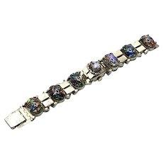 Gotham Watch Confetti Glass Bracelet