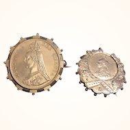 Queen Victoria Silver Coins