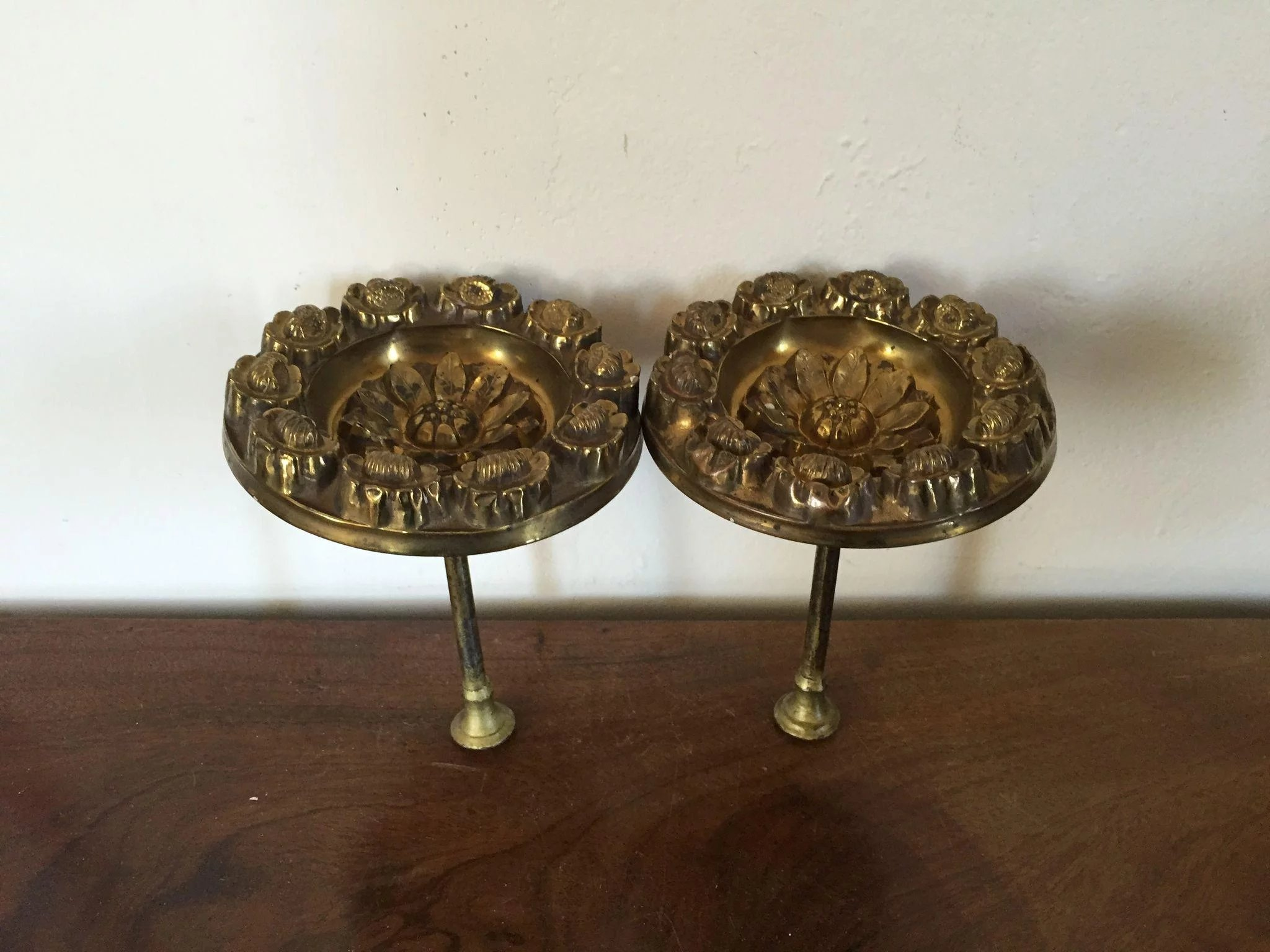 Pair large antique 19th century american federal empire for American classic antiques