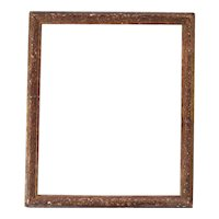 Antique 18th century French Louis XVI Carved Gilt Wood Picture Frame