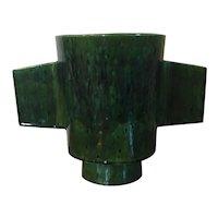 French Modernist Art Pottery Vase