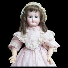 "21"" (54cm) Antique German  Child doll model  1902, Unknown maker, c.1900"