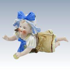 Antique Bisque Karl Schneider Piano Baby