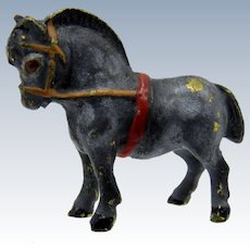 Antique Vienna Bronze Cold Painted Tiny Little Pony