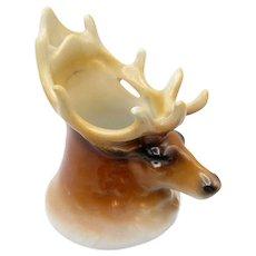 Vintage Royal Bayreuth Elk Toothpick