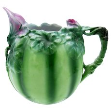 Antique Royal Bayreuth Watermelon Creamer