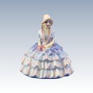 Vintage Royal Doulton Chloe RdN 764558 M10 Miniature Figurine
