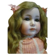 """26 In. German Closed Mouth Kammer & Reinhardt Character """"Mein Leibling"""" Mold #117"""