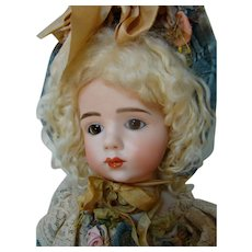 Beautiful Doll Artist's Version of the Illusive A. Marque French Bebe