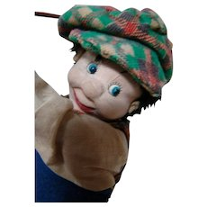Klumpe Character, One of the Sports Group, The Golfer, Made in Spain, Original