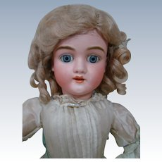 """22 In. Minty and 100% Original Kley & Hahn """" Walkure """" Child Doll, Unbelievable!"""