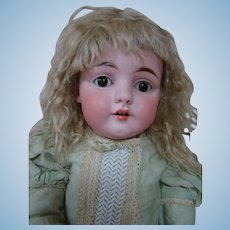 25.5 In. Kestner Character Mold 143, Great Clothes, Original Clean and Perfect Body
