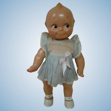 Composition Kewpie #3, Jointed at Neck, Shoulders and Hips