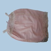 Cute Factory Antique Chemise for a Larger Flapper Doll