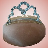 Small Tiara for a Special Antique Doll