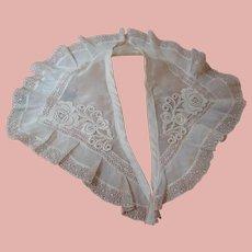 Vintage Collar for Doll Dressing