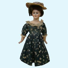 15 In. Lovely Lady German Patent Washable Doll (Paper Mache), 1880-1915
