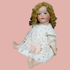"27 In. French SFBJ Character Toddler ""The Twirp"" Mold #247"