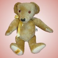 Vintage Ltd Ed Signed Merry Thought Bear Made in England