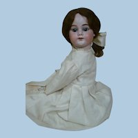 24 In. Bisque Socket Head German Doll Mold #360 DEP by Armand Marseille, Special Look!