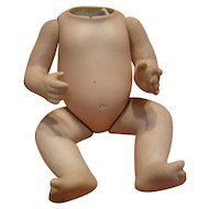 Original All Bisque Bye-lo Baby Body (Only), Fully Marked