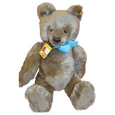 18 Inch Vintage Caramel Original Steiff Teddy Bear 1981 #0202/51