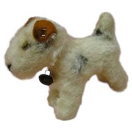 Ginny's Pup by Steiff, Vogue Accessory for Ginny