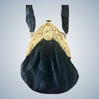 REDUCED! Rare Spanish Lady Bull Fighter Celluloid Purse