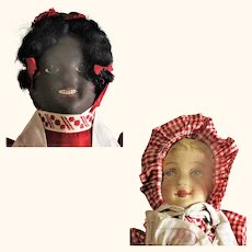 Bruckner Topsy-Turvy Fresh Faces Crispy Costumes Hang Tag