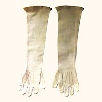 """8"""" Long Tailored Gloves for lady Doll"""