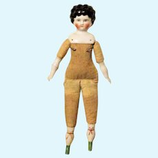 15 Inch Low Brow China Nice Body Green Boots Flawed Lower Arm