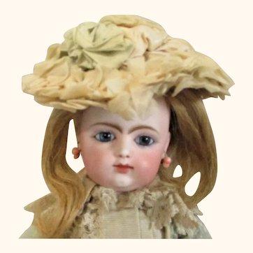 15 Inch Size 6 Block Letter FG Blue Eyes Original Factory Dress & Under Garments