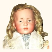 Fine 13 Inch Kammer Reinhardt 101 Marie Character Girl Great Face and Body