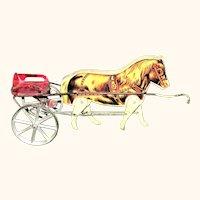 1909 Gibbs #15 Pony Racer