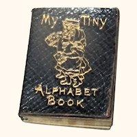 My Tiny Alphabet Book Glasgow David Bryce & Son
