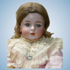 15 Inch Simon Halbig 1279 Character Girl Good Head Org Wig BLSE Thumb Repr Body Repaint
