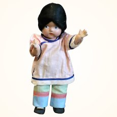 Scarce 1940's 8 Inch Vogue Toddles Chinese Girl