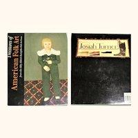 1989 Edition Book Treasures of American Folk Art from the Abbey Aldrich Rockefeller Folk Art Center