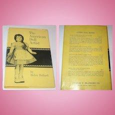 1965 The American Doll Artist by Helen Bullard
