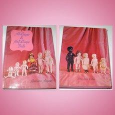 All Bisque & Half Bisque Dolls by Genevieve Angione 1969
