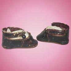 Scarce Size 1 BRU JNE PARIS Shoes.Wear Useable