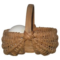 3.5 Inch Miniature Splint Buttocks Basket